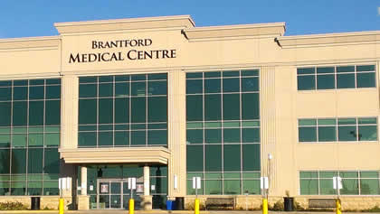 Brantford Medical Building